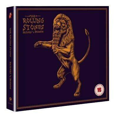 The Rolling Stones: Bridges to Bremen (NTSC Version with CD) [DVD]