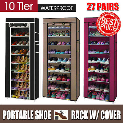 Shoes Cabinet Storage Shoe Rack Stand