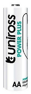 280 x AA UNiROSS POWER PLUS ALKALINE BATTERIES ULTRA HIGH POWER