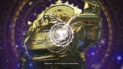 Destiny 2. The Menagerie Heroic completition Xbox One only.
