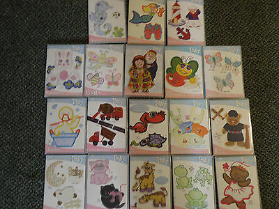 Anita Goodesign Baby Collections-  Your choice of one collection.