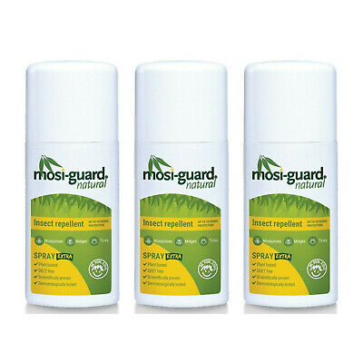 Mosi-Guard Natural Insect Repellent Spray Extra 75ml, Mosquito, Deet Free