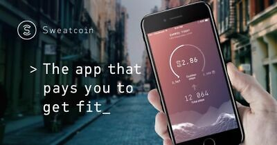 Sweatcoins. Cheap, fast and reliable. Multiples of 1000