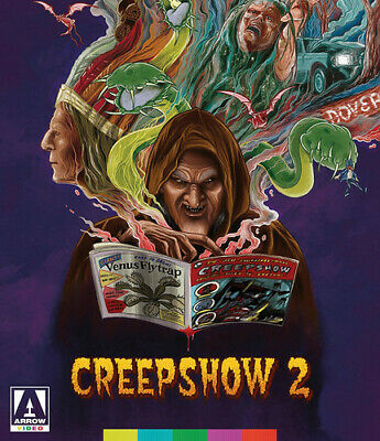 Creepshow 2 (Blu-ray New)