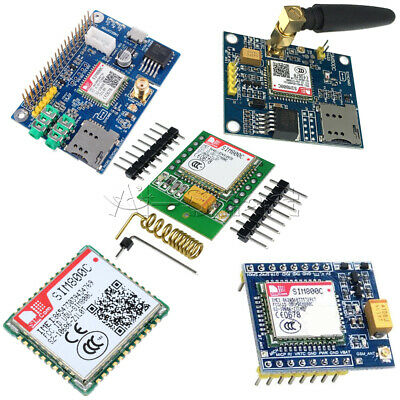 Development Board SIM800C GSM GPRS Quad-band Bluetooth Antenna Replace SIM800L
