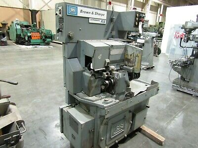 Brown & Sharpe Model #00 Ultramatic R/S Screw Machine (114049)