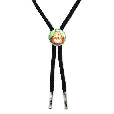 Pancy Silver Plated Western Indian Chief of A Tribe Western Cowboy Bolo Tie