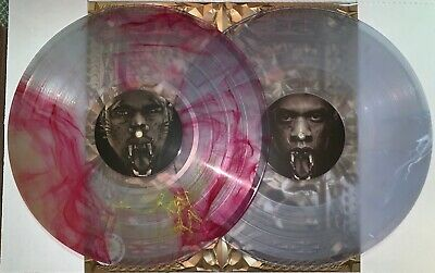 Jay Z / Kanye West, Watch The Throne, Multi Trans Splat Colored Vinyl, 2Lp, New