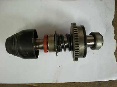 bosch 24v sds chuck and ring gear