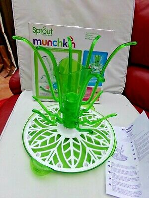 Munchkin Sprout Baby Bottle Drying Rack/Tree