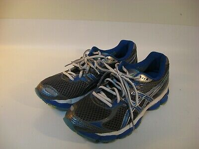 Running Women's Blue Shoes 14 Asics 39 7 1fckjl Cumulus 5eu Gray Gel Us OP8n0wk