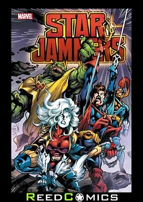 STARJAMMERS GRAPHIC NOVEL Paperback Collects (1995) #1-4, and (2004) #1-6 + more