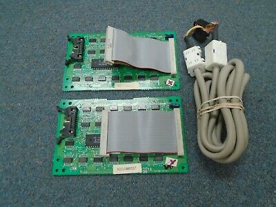 Panasonic KX-TD1232 Digital System (2) KX-TD192 Interconnection Cards W/ Cable