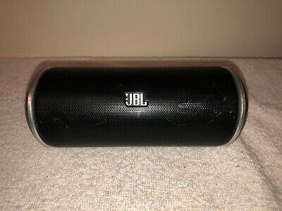 JBL Flip 1 Portable Wireless Bluetooth Stereo Speaker - Black with Ac Adapter