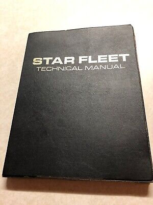 STAR-TREK* STARFLEET SCOUT SHIP NCC-75227 Die-cast - £15 00