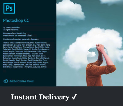 Adobe Photoshop CC 2019 | 1 PC | 32Bit 64Bit | Download | 12-Monats-Abo