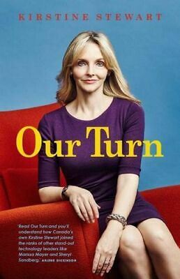 NEW Our Turn By Kirstine Stewart Paperback Free Shipping