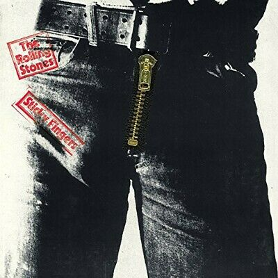 Sticky Fingers: Limited - Rolling Stones (SACD New)