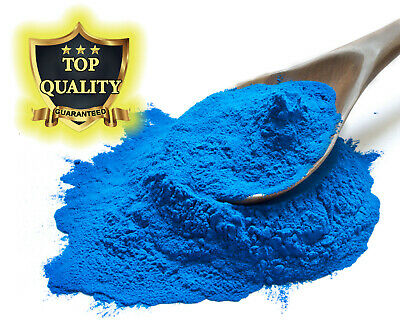 50g Blue Spirulina Powder - Phycocyanin, Food colouring, Blue Smoothie UK SELLER