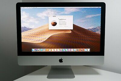 """Apple iMac 21.5"""" i5 2.7GHz/8GB/1TB HDD/1080P (Late 2013) - Good Condition"""