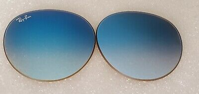 New RayBan Replacement lenses RB3447N Round Flat 100% Authentic 50mm