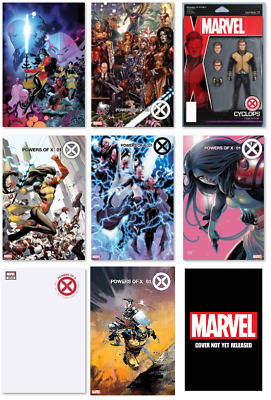POWERS OF X #1 - Standard & Variant Covers - NM - Marvel Comics - Presale 07/31