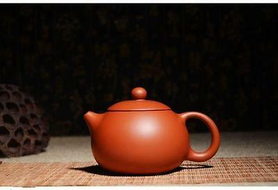 Chinese Yixing xishi handmade xishi tea pot zisha purple clay teapot zi ni 220cc