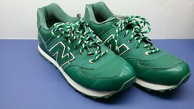 "info for 86b68 155f1 New Balance Classics 574 ""Year of the Snake"" Mens Green Glow In Dark US"
