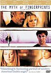 The Myth of Fingerprints (DVD, 2000, Anamorphic Widescreen Multiple Languages)