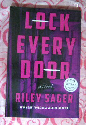Lock Every Door by Riley Sager (2019 ARC Paperback)