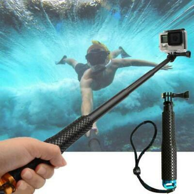 """19"""" 36"""" Waterproof Extension Pole Selfie Stick for GoPro Hero/Session6 5 4 3+2 1"""