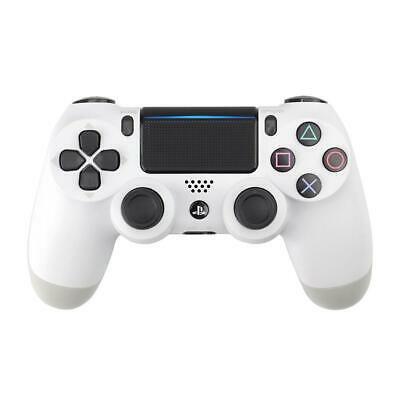 Manette de jeu Playstation 4 DualShock Wireless pour Gamepad PS4 Sony Blanche