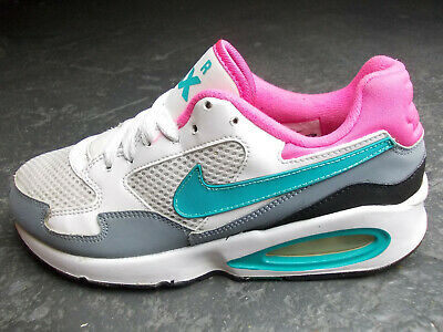 NIKE AIR MAX St Tn 270 90 Command 40 Weiss Grau Pink Blau