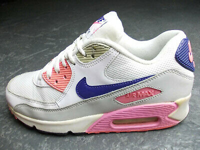 air max 90 weiss pink