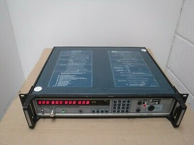 EIP Marconi Microwave 545A Microwave Frequency Counter