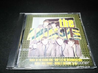 The Animals – The Best Of · 17 Track CD Compilation
