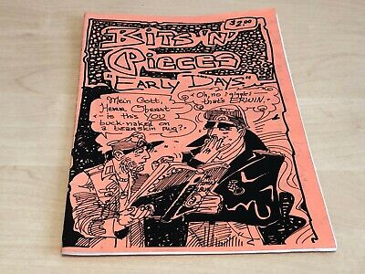 1991 Donna Barr Bits & Pieces Early Days