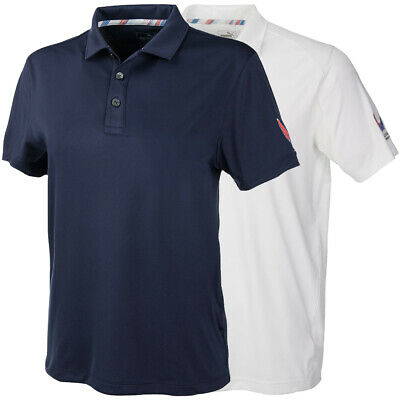 PUMA Golf Men's Volition Pounce Polo Golf Shirt,  Brand New