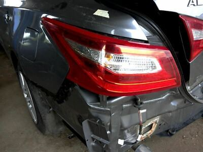 Driver Tail Light Quarter Panel Mounted Fits 16-17 ALTIMA 1501949