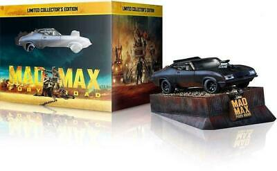 MAD MAX Fury Road COFFRET COLLECTOR Voiture Bluray STEELBOOK | NEUF