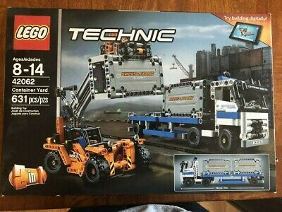 Lego Technic Container Yard 42062 Sealed