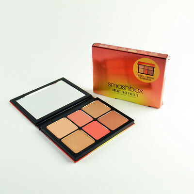 Smashbox Ablaze Face Palette Blush / Bronze / Highlight - Size 0.75 Oz / 21.54 g