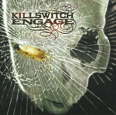 Killswitch Engage As Daylight Dies (VG+) CD, Album