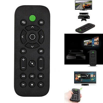 For Xbox One Media TV Remote Control Blu-Ray DVD Streaming Multimedia Controller
