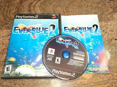 EVERBLUE 2 SONY Playstation 2 PS2 Game Disc w/ Case - $18 80 | PicClick