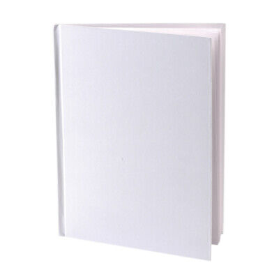 Ashley Productions Blanc Couverture Rigide Vierge Livre