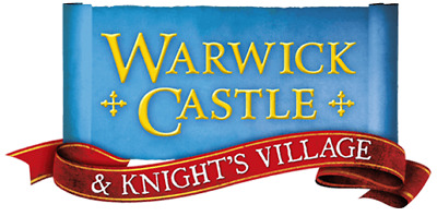 4 x Warwick Castle Tickets - Saturday 14th September 2019 - Full Day Entry