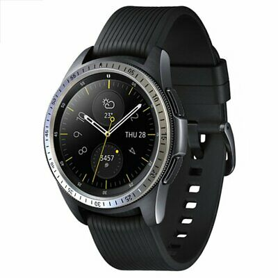 For Samsung Galaxy 46Mm/42Mm Smart Watch Accessories Bezel Ring Adhesive Cover Q