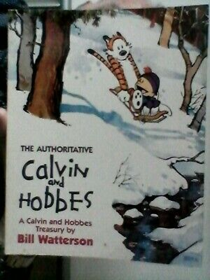 The Authoritative Calvin And Hobbes Bill Watterson