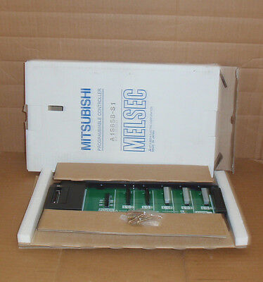 A1S65B-S1 Mitsubishi PLC NEW In Box 5-Slot Rack Backplane A1S65BS1